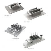 TV constant impedance combiners